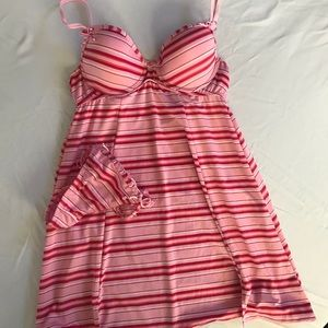 NWOT. Baby Doll Style Nighty w/thong.